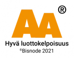 Luottokelpoinen Bisnode 2021