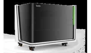 Bodor I-sarja kuitulaser